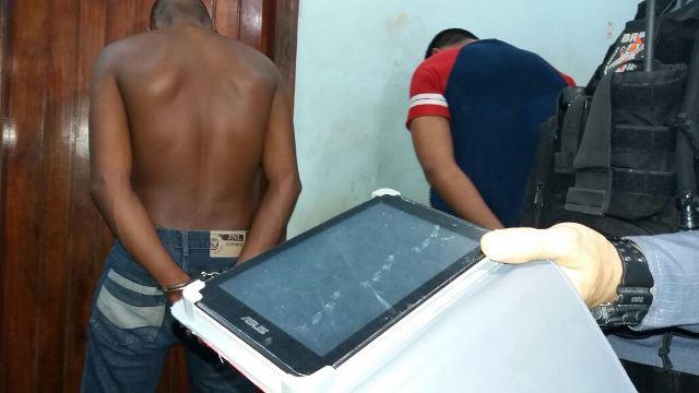 Depois de roubar, bandido cria senha para tablet da vítima