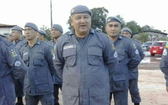 Parentes e amigos fazem corrente para salvar sargento da PM