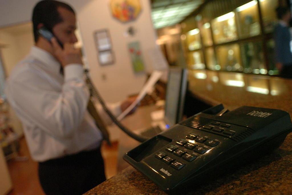 AP tem maior queda em usuários de telefone fixo do país