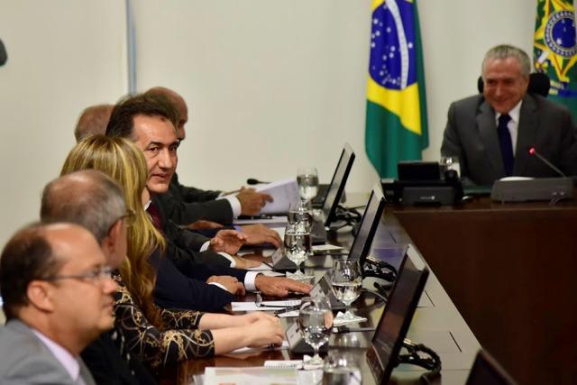 AP firma pacto contra criminalidade com estados da Amazônia