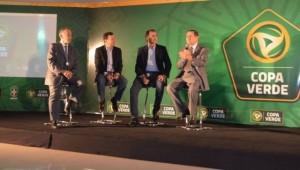 Copa Verde 2017 é lançada em Macapá