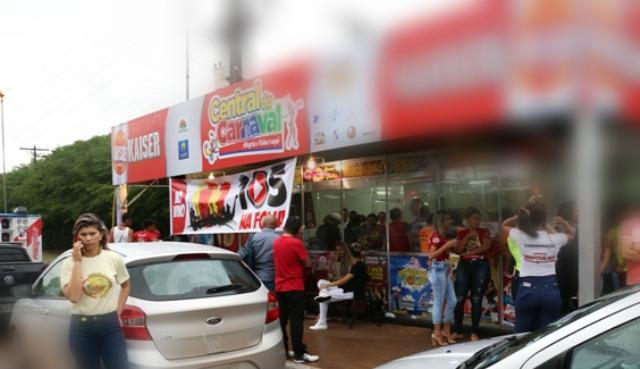 Central do Carnaval é inaugurada em Santana