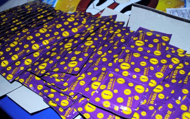 Carnaval no AP terá mais de meio milhão de preservativos