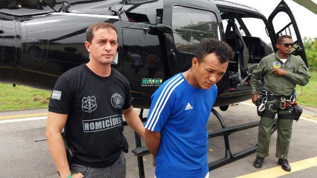 Acusado de homicídio é recambiado para Macapá