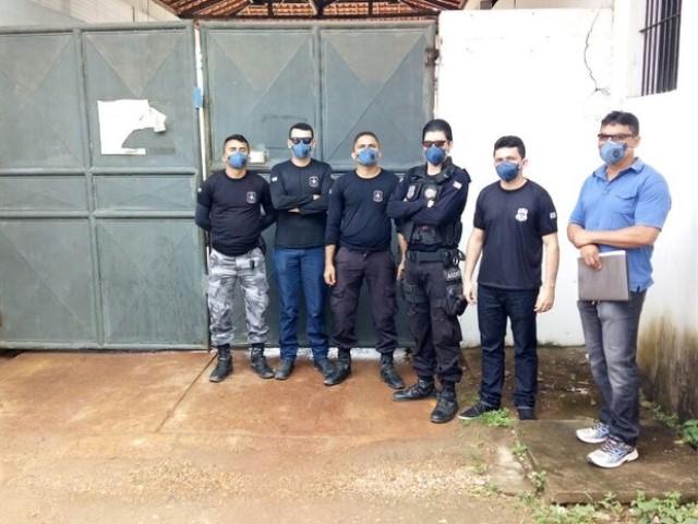 Após morte por tuberculose, agentes se protegem no Iapen