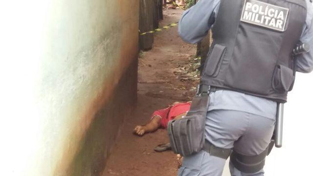 Jovem é assassinado após rixa de jogo