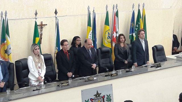 Sem mesa diretora, Kaká assume a presidência da Alap