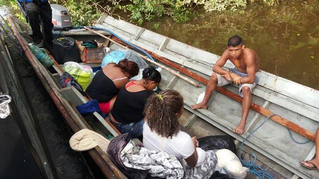 Naufrágio com imigrantes revela faceta do tráfico