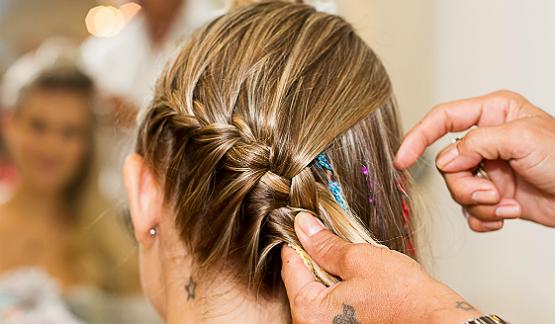 Joga a cabeleira no Carnaval