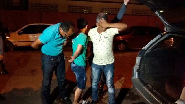 Três são presos tentando retirar carro do Detran com falsa procuração