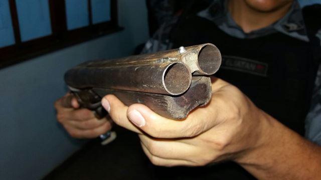 Bandidos tentam invadir empresa de vigilância e morrem em troca de tiros