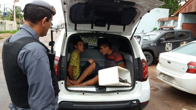 """São 1 mil passagens"", ironiza acusado preso 7 vezes"
