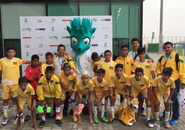 Sonho adiado: Brasil perde e está fora do Mundial Sub-13