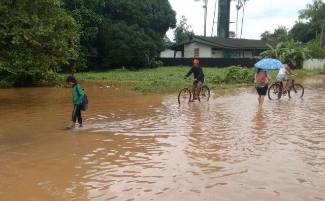Calçoene: situação volta a piorar, e comunidades rurais ficam isoladas