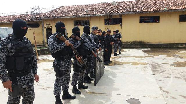 Agentes do Iapen aperfeiçoam o gerenciamento de crises