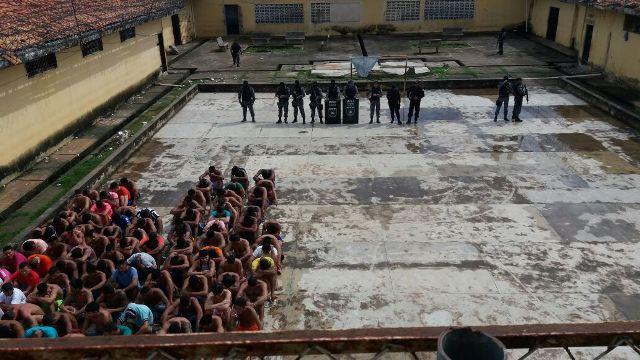 MP pede afastamento de agentes penitenciários acusados de tortura