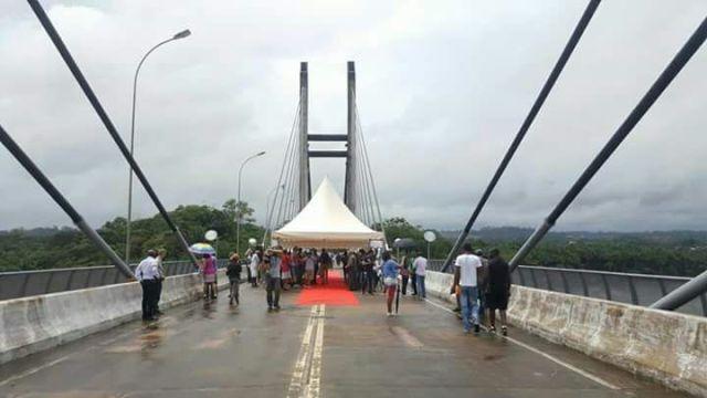Ponte Binacional é inaugurada