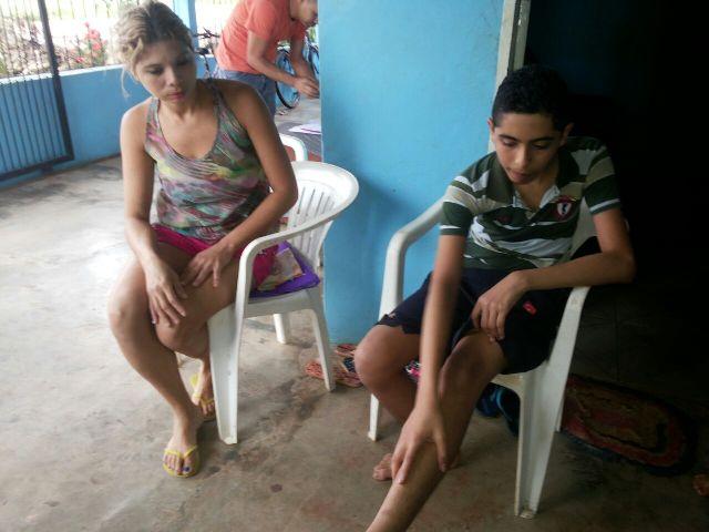 Após ser diagnosticado com dengue 6 vezes, criança tem suspeita de leucemia