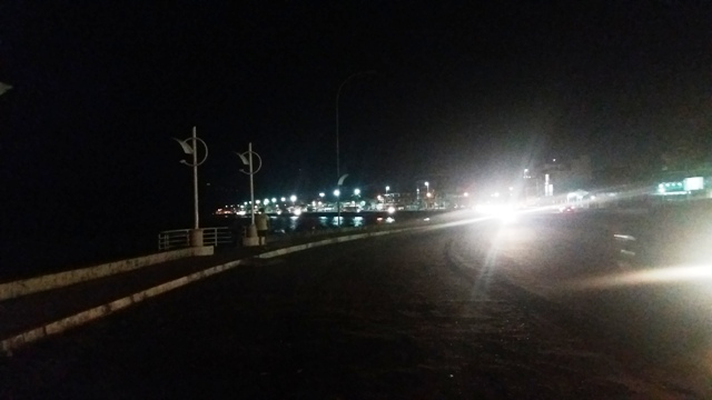 Prefeitura inicia recuperação da iluminação pública pela orla de Macapá