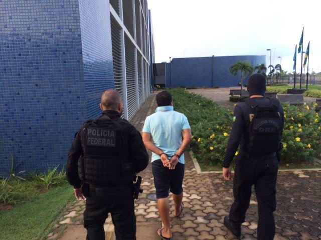 PF prende funcionário dos Correios acusado de ajudar em assalto