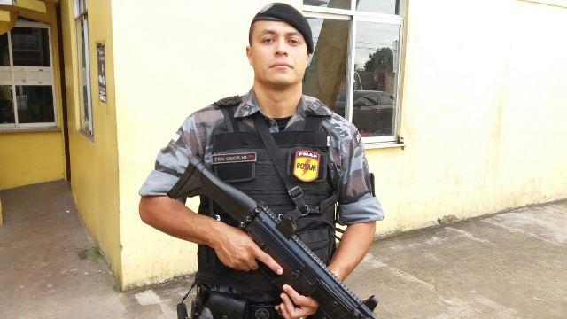 """""""Azar do ladrão, sorte da sociedade"""", diz oficial do Bope após prisão casual"""