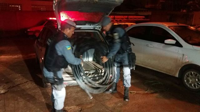 Bandidos atiram contra equipe da CEA