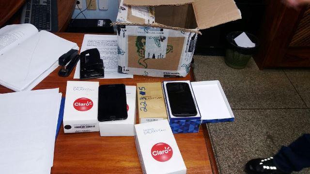 Esquema no aeroporto furtava celulares em larga escala
