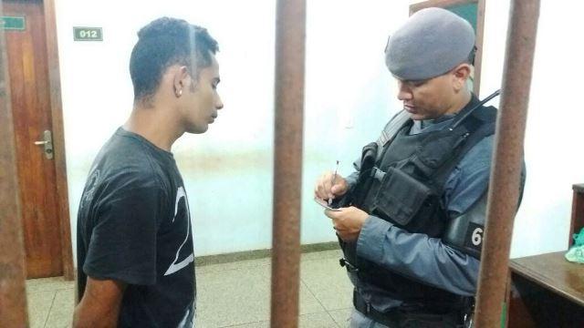 """""""Roubo não tá dando futuro pra ninguém"""", diz traficante; OUÇA"""