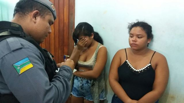 Garota presa em loja diz que queria se vestir como outras garotas