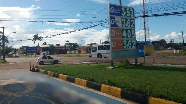 Em Macapá, preço do diesel ultrapassa a gasolina