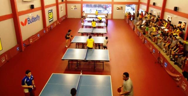 Mesmo sem apoio oficial, tênis de mesa é forte no AP