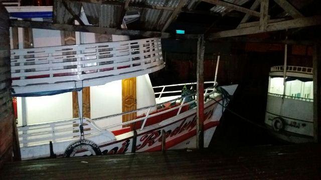 Tripulante de embarcação é encontrado morto no Canal das Pedrinhas