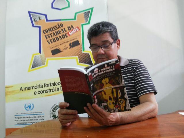 "Lenda do ""engasga-engasga"" vira livro e revela faceta da Ditadura no AP"