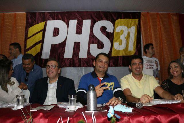 Ofirney Sadala é o novo presidente do PHS estadual