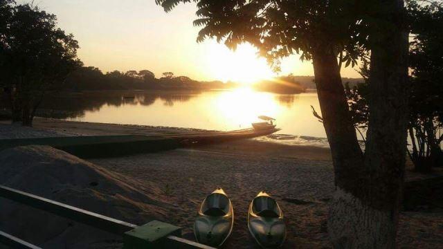Semana Santa: descanso e diversão às margens do Araguari