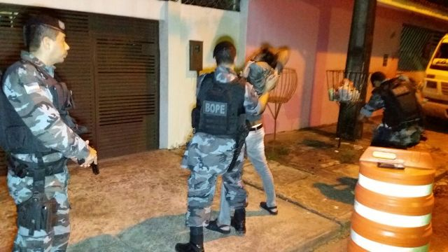 """Bope deflagra """"Operação Tiradentes"""" em bairros de Macapá"""
