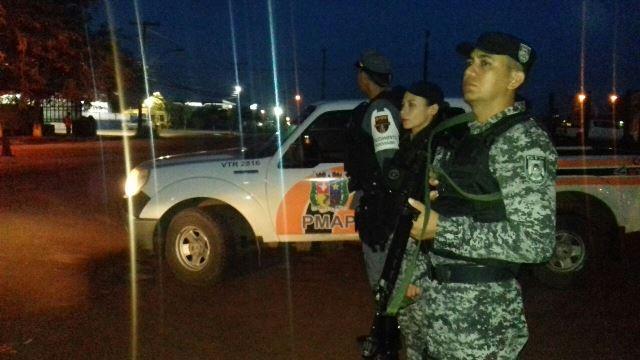 Nova operação contra emboscadas é realizada na saída do Iapen