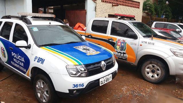 Dupla é presa após roubar e apalpar mulheres no Trapiche