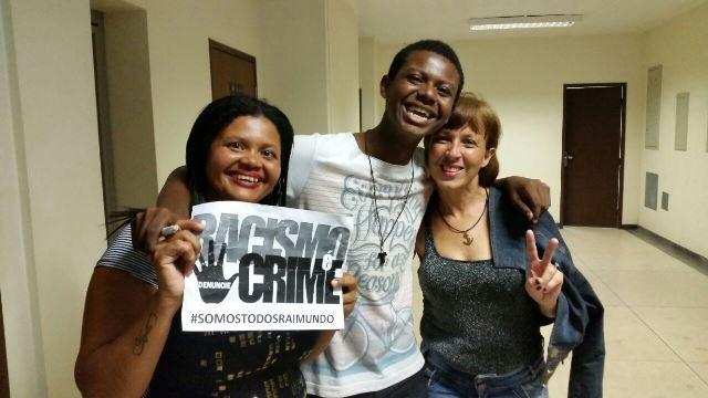 Estudante vítima de racismo em rede social ganha apoio e inspira campanha
