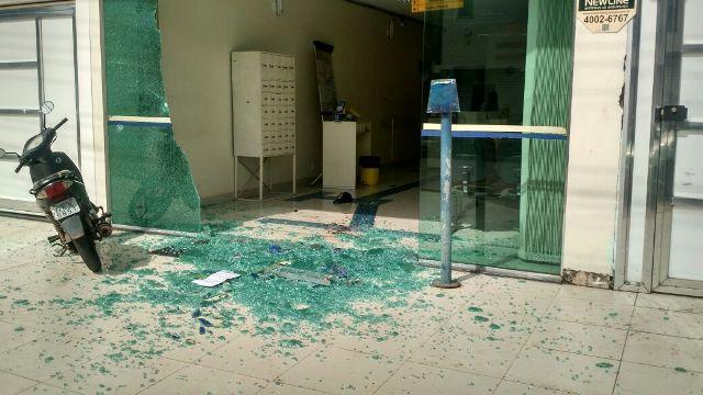 Vigilante impede assalto em Correios e é baleado