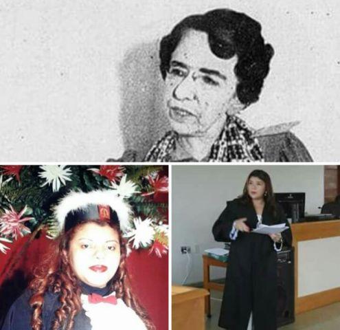 Tania Camarão e Elva Gomes: nossas eternas tribunas do júri