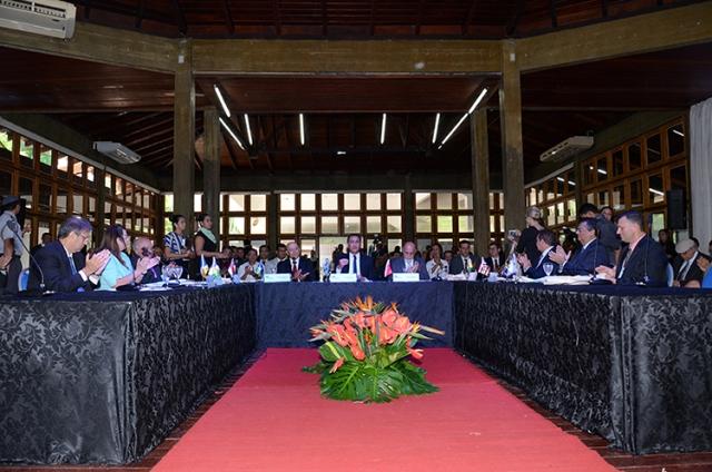 Consórcio entre Estados da Amazônia Legal é prioridade em fórum de governadores