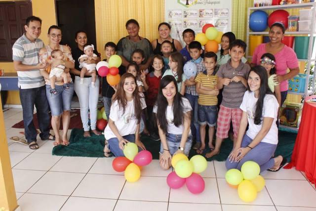 Projeto em Santana oferta reforço e oficinas para crianças carentes