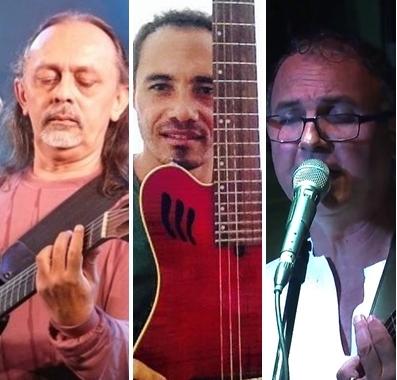 Nilson, Cley e Enrico