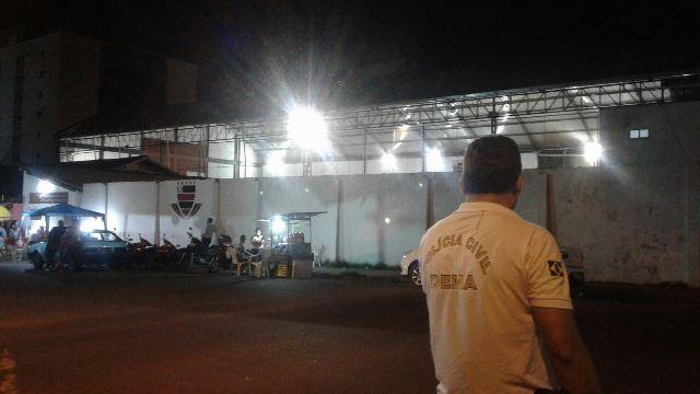 Polícia Civil diz ter provas de poluição sonora na sede do Trem