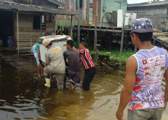 Justiça manda prefeitura de Laranjal do Jari pagar aluguel a atingidos por situações de emergência