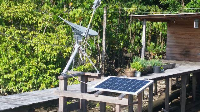 Licitação para implementar energia solar na comunidade Wajãpi deve sair neste mês
