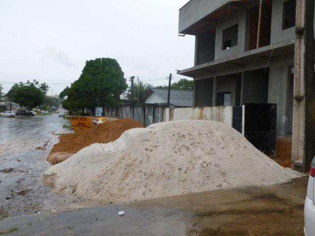 Aumenta o número de denúncias de obras irregulares na Semduh