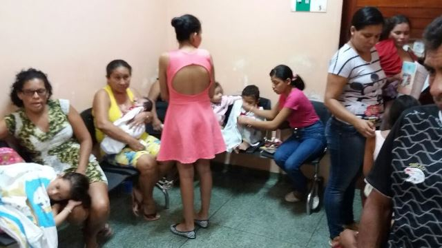 Estado e município trocam críticas sobre demora no atendimentos a crianças