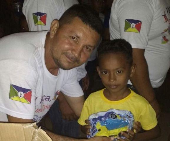 """Policial do Amapá lidera votação em concurso """"Heróis Reais"""""""